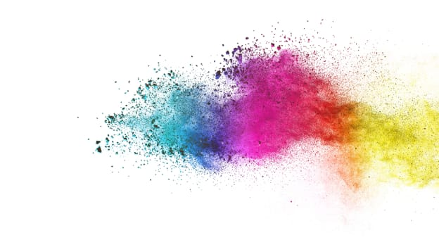 This Holi, celebrate the five colors of inclusion