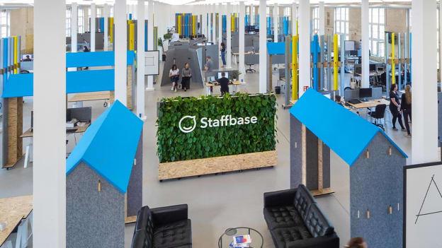 Internal comms platform Staffbase raises US$145m