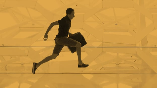 A career in a product company is like running a marathon