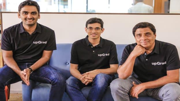 Edtech major upGrad raises $120 Mn from Temasek
