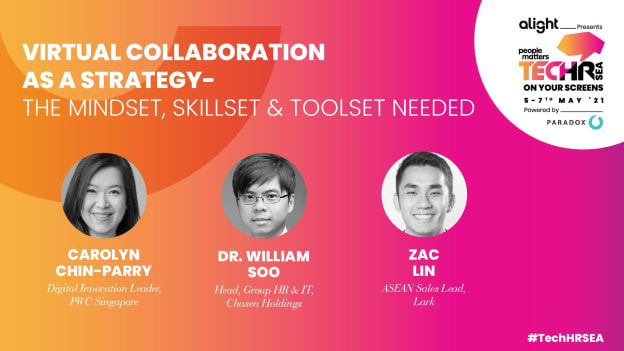 Virtual collaboration as a strategy – the mindset, skills and tools needed