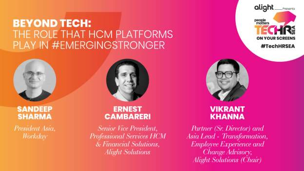 Beyond Tech: The role that HCM platforms play in #emergingstronger