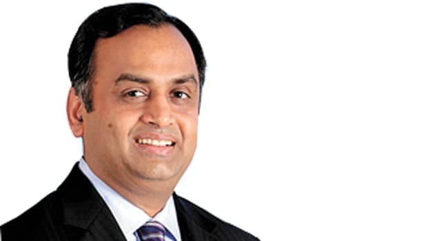 Amitabh Chaturvedi quits as Karvy group CEO