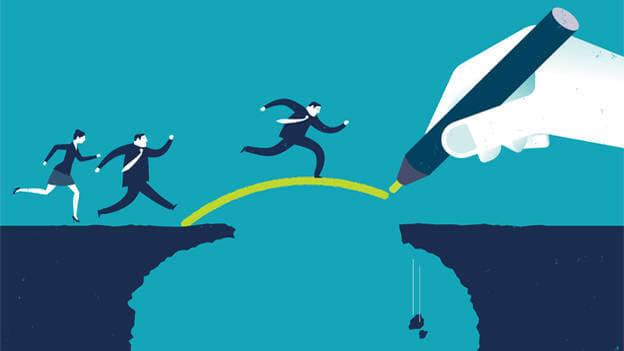 Infographic: Closing the skills gap