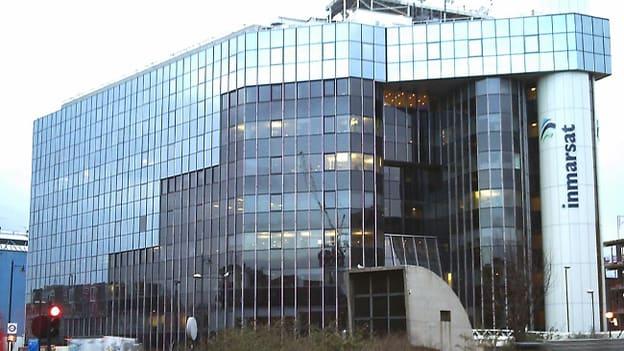 Inmarsat appoints two senior leaders