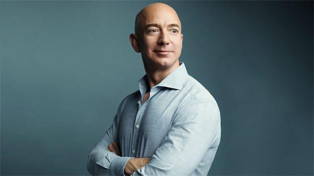 Jeff Bezos' chosen handover date: 5 July