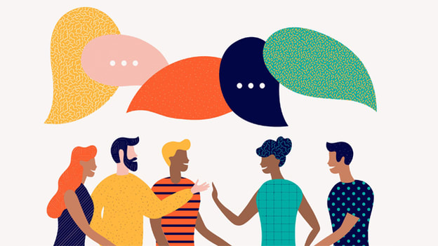 A glossary of inclusive workplace communication