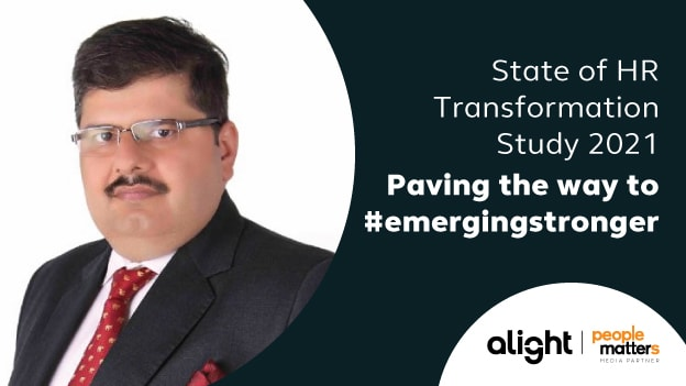 HR Technology and HR Operating model needs to be right and in sync: Shaswat Kumar, Alight Solutions