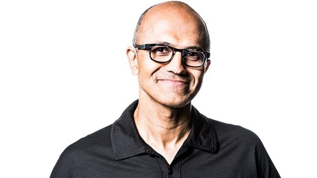 Microsoft elevates CEO Satya Nadella as Chairman