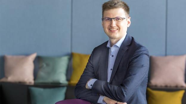 Rapid-fire interview with Boehringer Ingelheim's Oliver Sluke