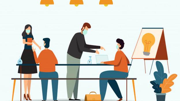 Hybrid Workplace Model: Accommodating employee's aspiration
