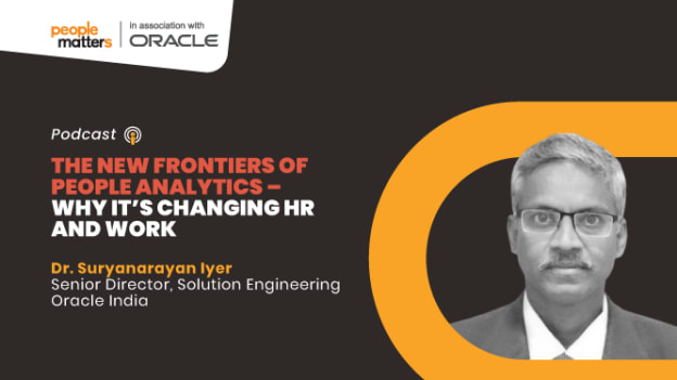 Podcast: The new frontiers of people analytics – Why it's changing HR and work