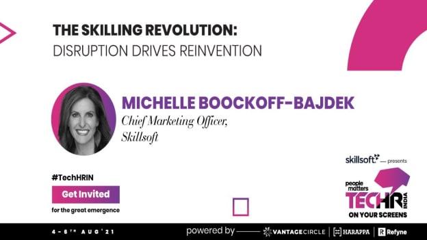The skilling revolution: Disruption drives reinvention