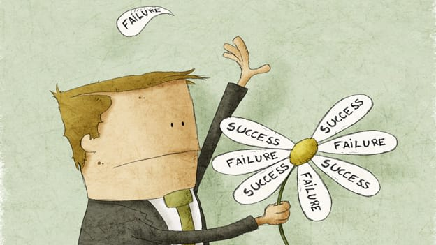 'Setbacks are not failures, just stepping stones in your career!'
