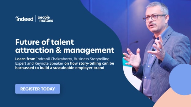 The right talent will bring in the right future: Indeed