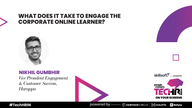 What does it take to engage the corporate online learner?