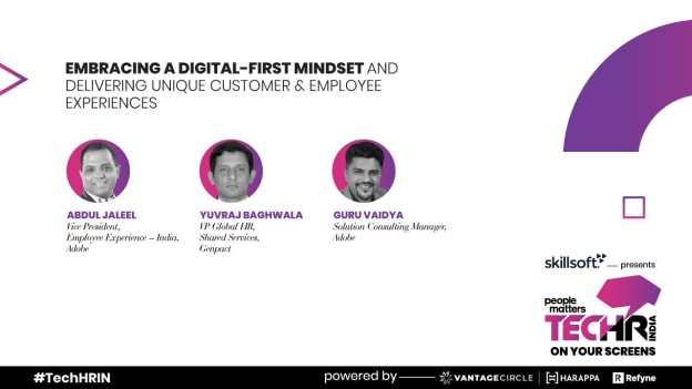 Embracing a digital first mindset: Best practices from Adobe