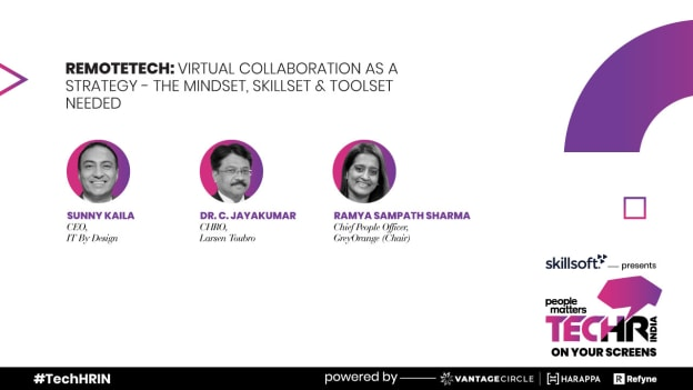 Virtual collaboration as a strategy in remote work