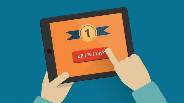 Gamification goes blue