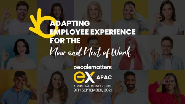 Here's why you must attend People Matters EX APAC 2021