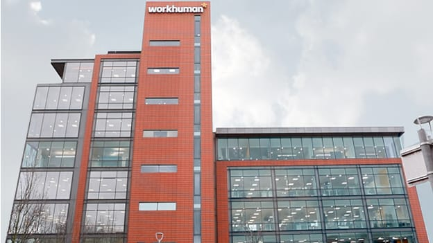 Workhuman becomes one of Ireland's best tech workplaces