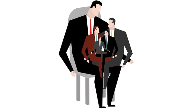 Easing out of family boardrooms