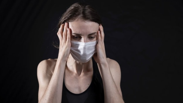 Coming to work sick can spark rudeness in colleagues