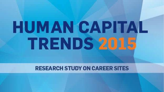 Human Capital Trends 2015