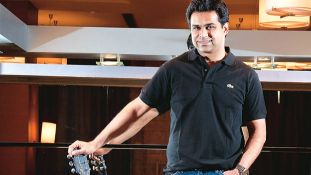 Faisal Husain: Dream big and work hard