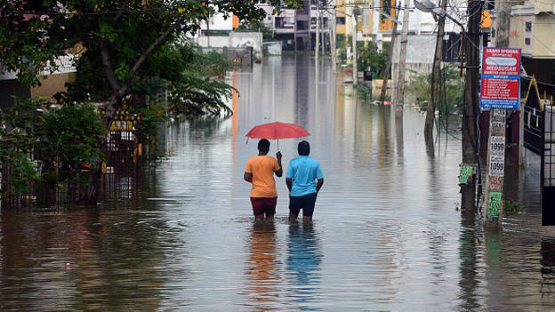Lessons from the Chennai Crisis