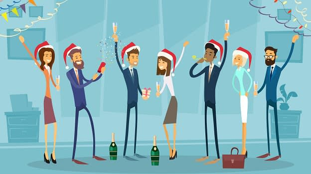 Christmas party etiquette which no one will tell you
