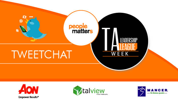 TA Leadership League Week Tweetchat - Encouraging Diversity through TA
