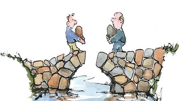Conflict Management: 5 Lessons in building bridges