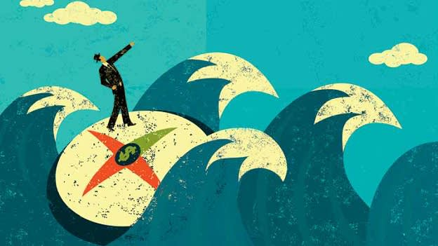 Successful leaders know how to change before they have to