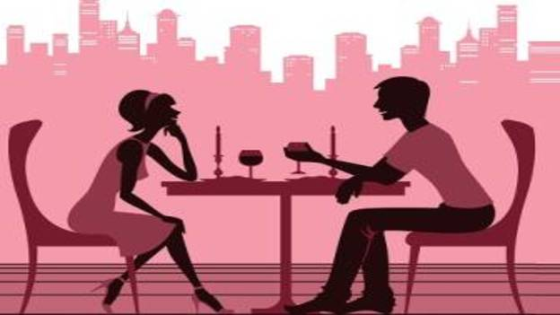 Company sets up employees on a blind date with each other