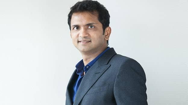 Meet Bhavin Turakhia – The man behind mobile-based meal vouchers