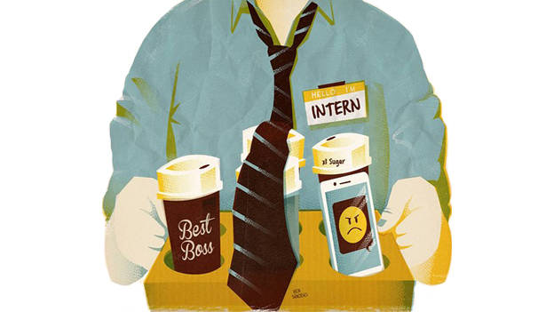Checklist: 7 benefits of highly effective interns