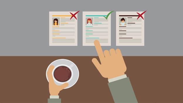 Human analytics for predicting good hires