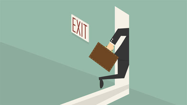 How to gracefully exit your current organisation