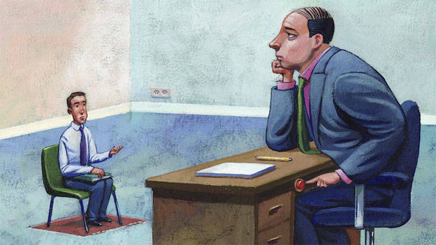 36% mid-level executives make blunders during interviews