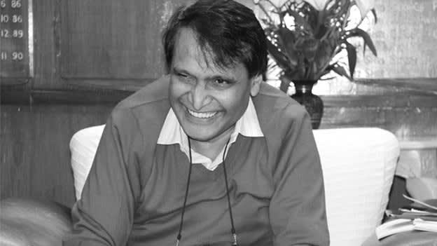 Suresh Prabhu on decentralizing decision-making in Railways