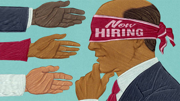 Blind Hiring: Saying 'No' to biased recruitment