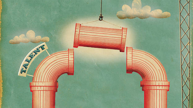 Corporate-academia partnership better for building talent