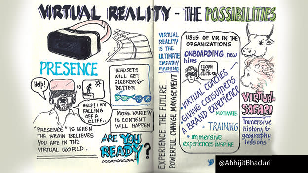 The insane possibilities of Virtual Reality