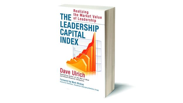 Book Review:Leadership Capital Index by Dave Ulrich