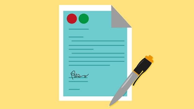 Making an impact with a perfect cover letter