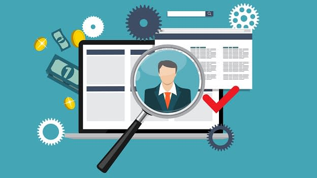The science of recruitment with Big Data