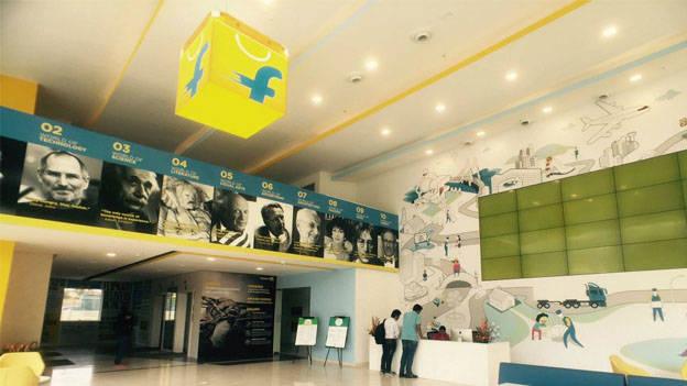 Flipkart ranks No. 1 on LinkedIn's Top Attractors list in India