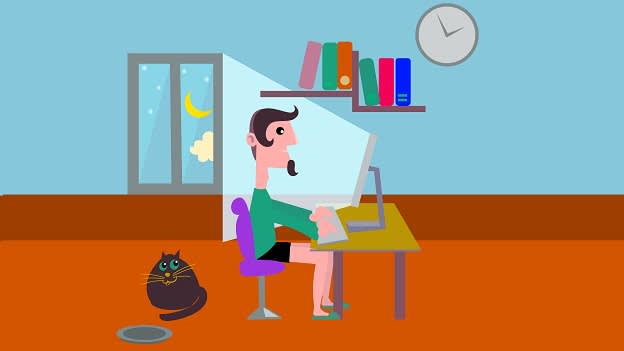 Work from home: Benefits and challenges