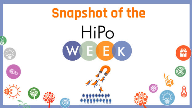 The week that was: Leveraging HiPos in the workplace